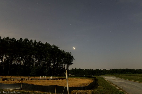 Venus-Jupiter-Bethlehem star-conjunction