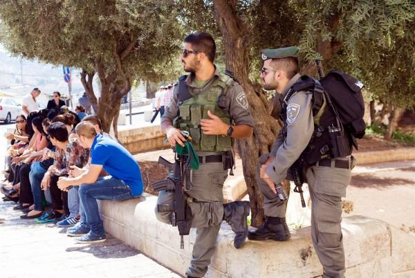 Israeli security-Jerusalem