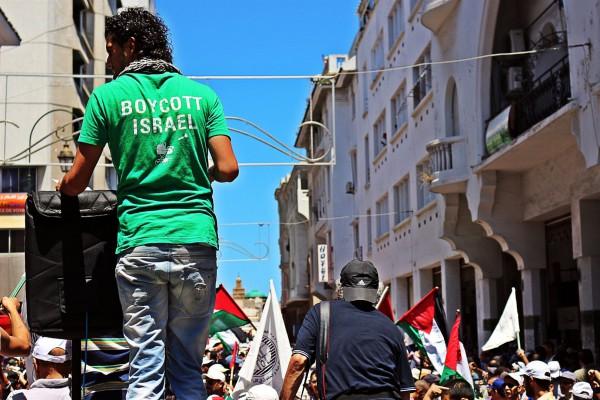 BDS-Israel-protest-anti-Israel-boycott