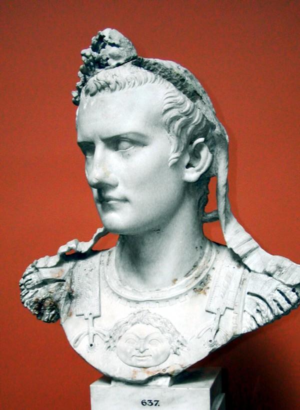 Bust of Gaius Caesar (Caligula)