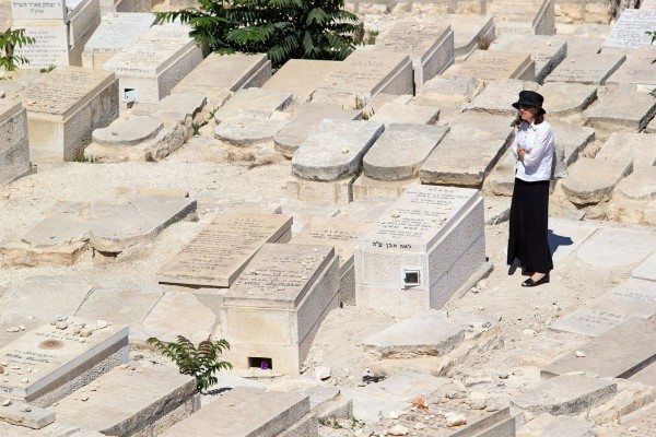 Israel-cemetery-Mount of Olives