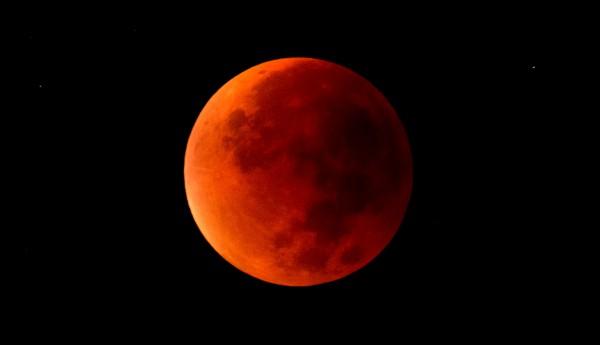 Blood Moon-Blood Moon Tetrad