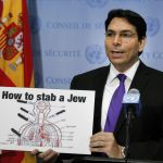 How to stab a Jew-Danny Danon-United Nations
