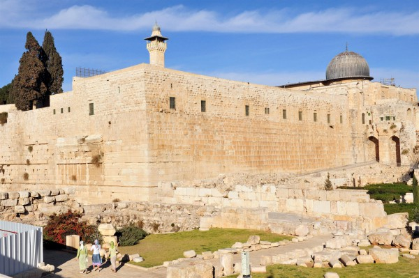 Holy Land-Temple Mount-Jerusalem-al Aqsa Mosque