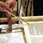 new beginnings, Sefer Torah-Torah scroll