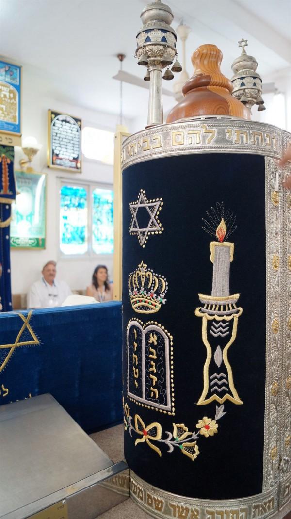 Torah scroll-Torah tik