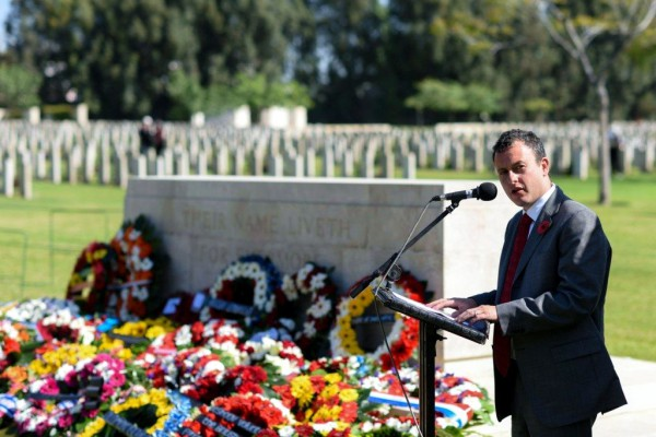 Remembrance Day-Remembrance Sunday-Israel