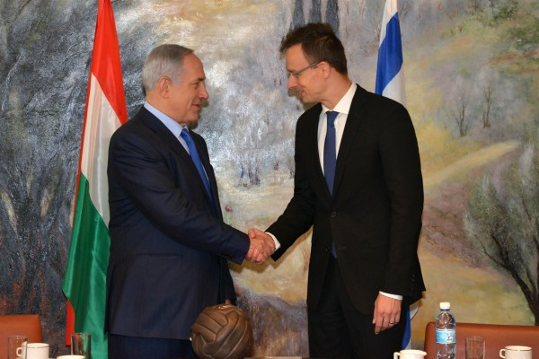 Hungary-Israel-product labeling