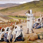 Tissot-Jacob Sees Esau Coming to Meet Him