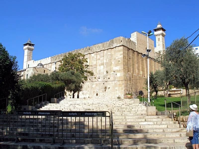 Sarah is buried in the Tomb of the Patriarchs (Ma'arat HaMachpelah), the second holiest place in Judaism after the Temple Mount. This burial place, in which the fathers and mothers of the Jewish faith are buried, is located in Hebron. In Parasha Chayei Sarah, Abraham purchases this land for the full asking price.