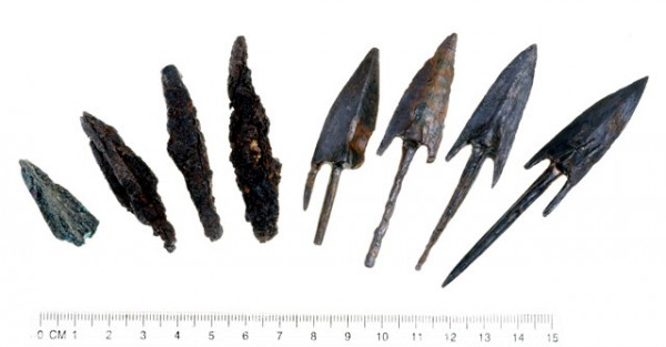 Acra-arrowheads-Jerusalem-archaeology-Maccabees