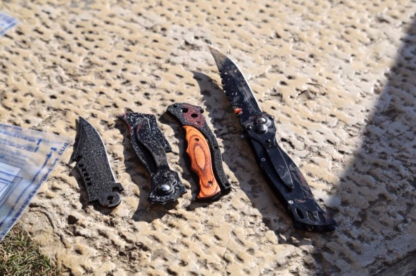knives-Palestinian terror attacks-violence-Jerusalem