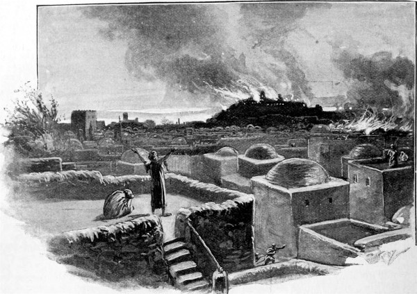 First Temple-destruction of Jerusalem