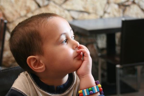 Israeli child