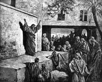 Micah, Michah, Hebrew prophet