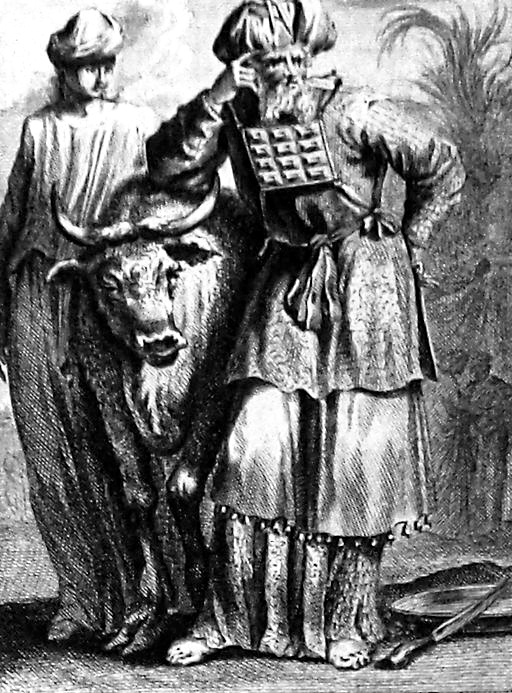 High Priest-Cohen-Levites-offerings