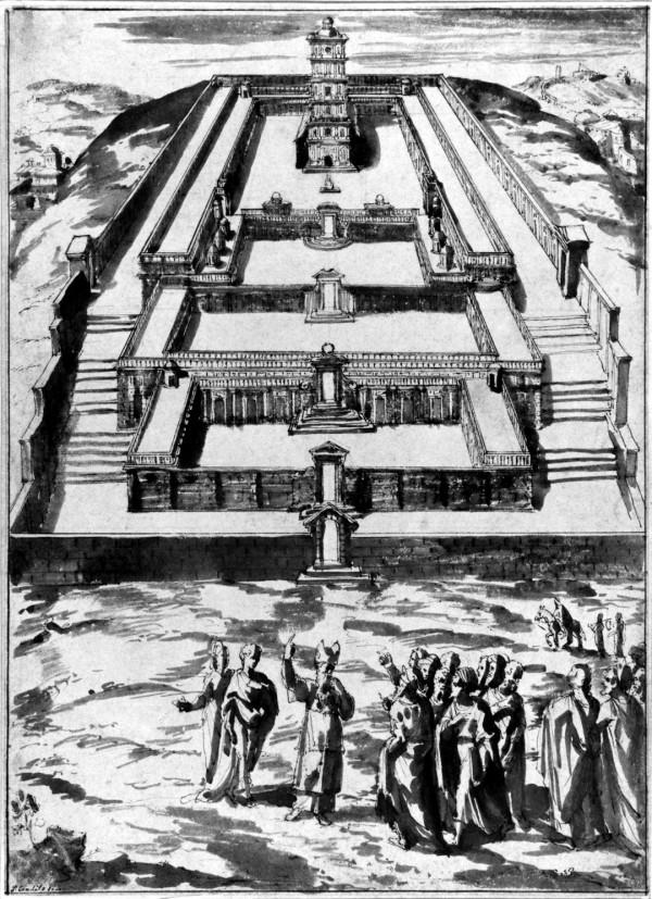 The Third Temple, Ezekiel
