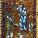 Flemish_painting_Ezekiel's_Vision_of_the_Sign in Ezekiel 9