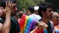 Gay pride in Israel.