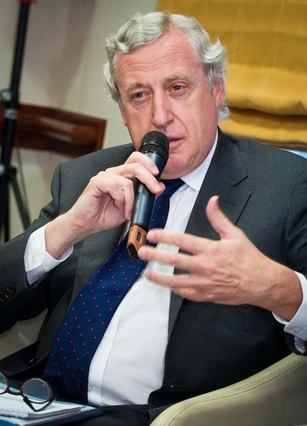 Ambassador of France Pierre Vimont