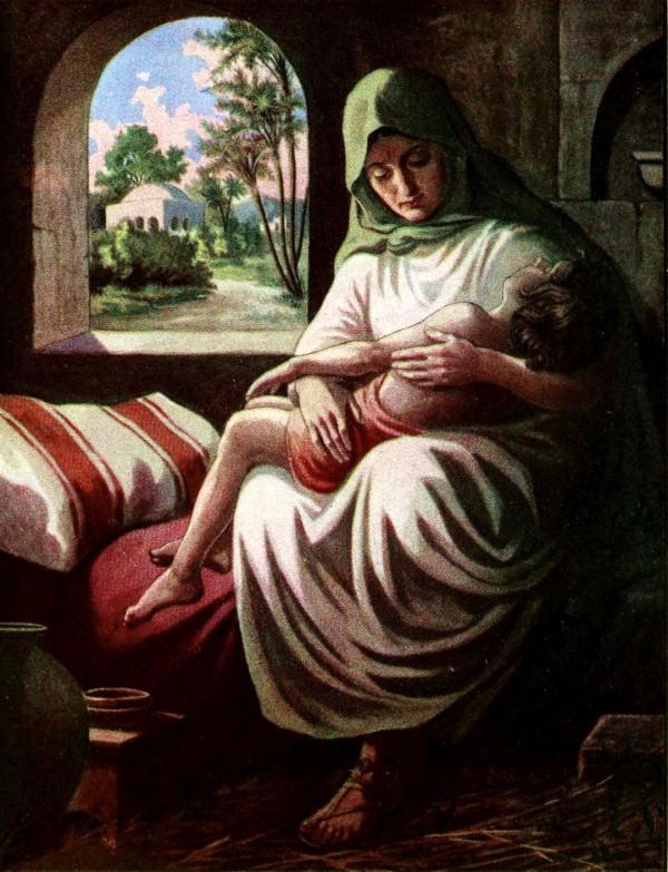 Shunammite woman, Elisha, miracles