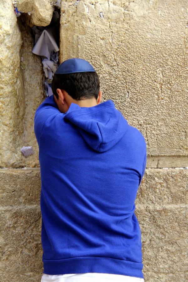 Jewish prayer, Kotel, Jerusalem