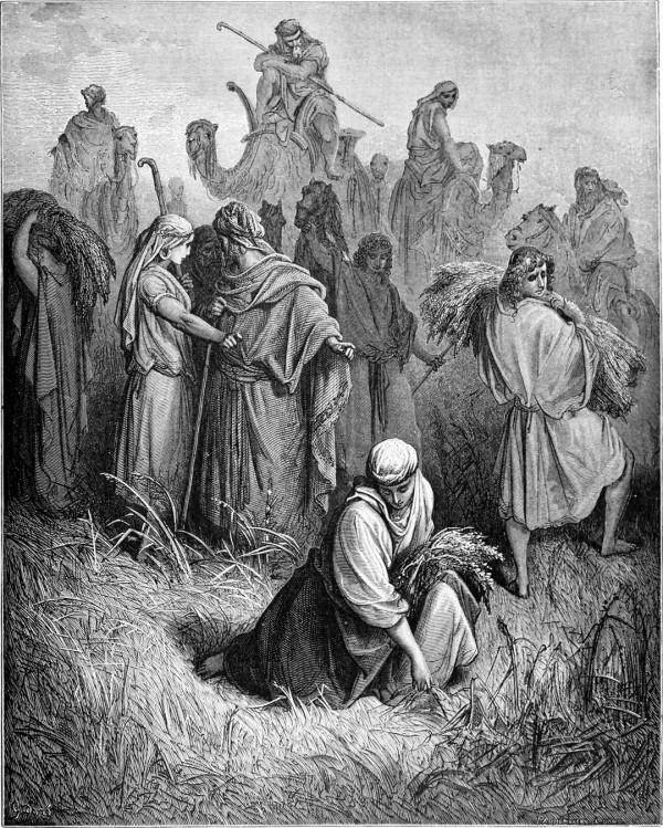 Bible_Ruth_Boaz_Women of valor