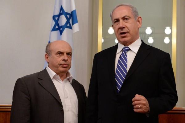 Jewish Agency, Natan Sharansky, Benjamin Netanyahu