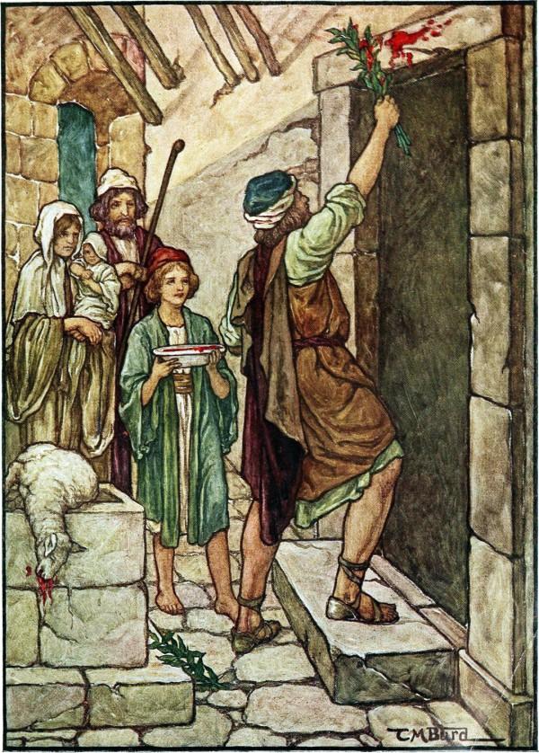 Passover lamb, Exodus, Egypt, judgment