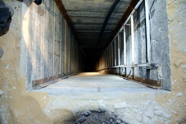 Hamas, violence, tunnel