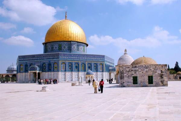 Dome of the Rock, al Aqsa, Temple Mount