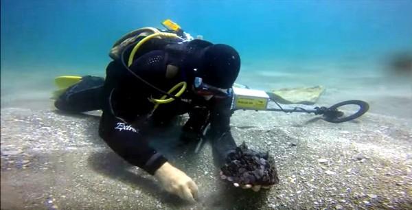 Israel Antiquities, Roman shipwreck, Caesaria, archaeology