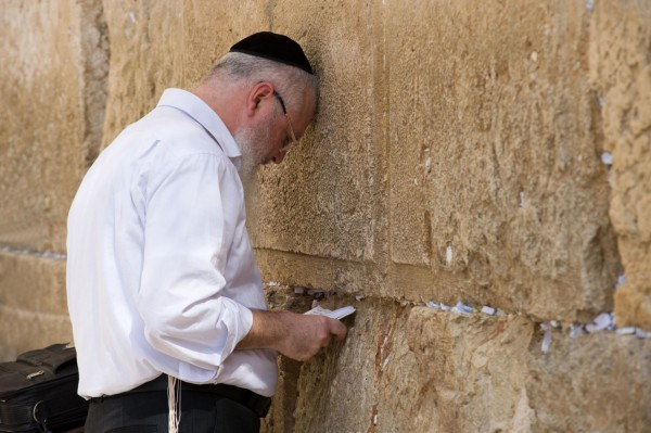 Jewish prayer, Kotel, Jerusalem