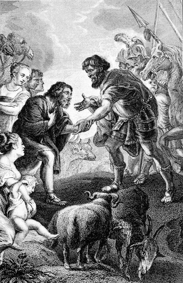 Jacob-Esau-reconcile