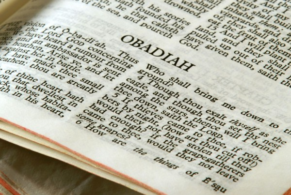 Obadiah-Bible