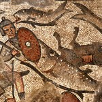 Huquq, Red Sea, mosaic
