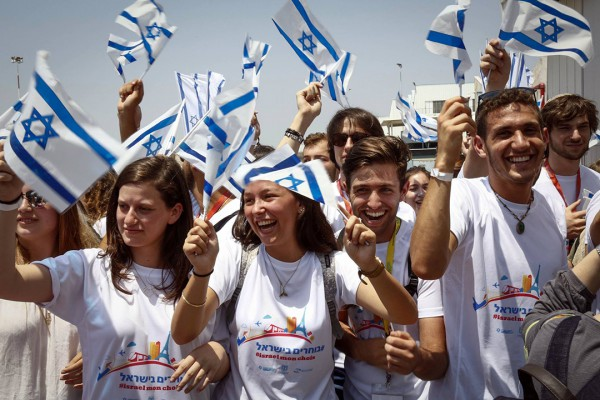 French olim, French immigrants, The Jewish Agency