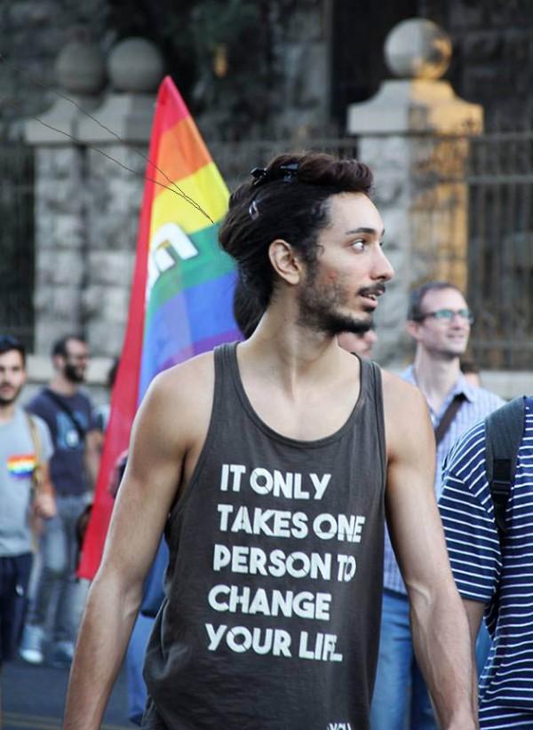 Gay pride jerusalem 2016 marcher