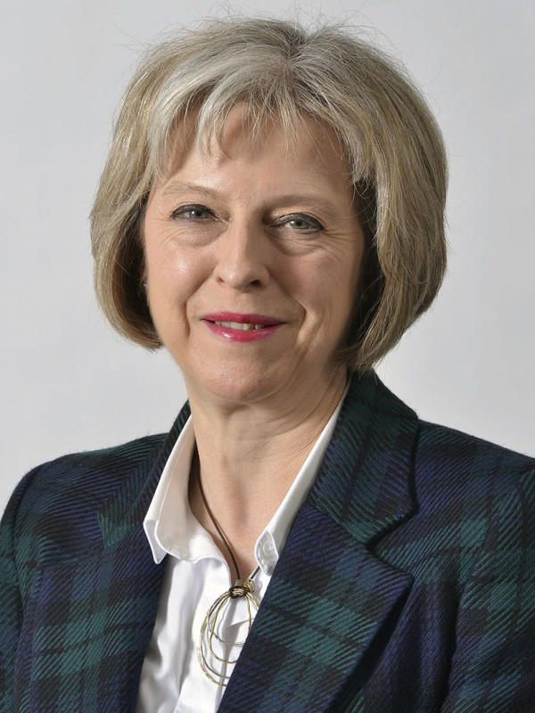 British Prime Minister, Theresa May