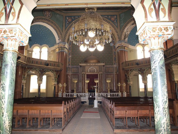 sofia synagogue, bulgaria