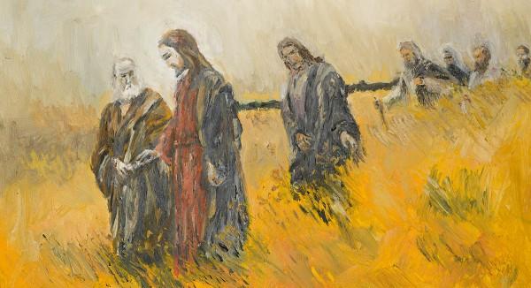 Disciples follow the lead of Yeashua