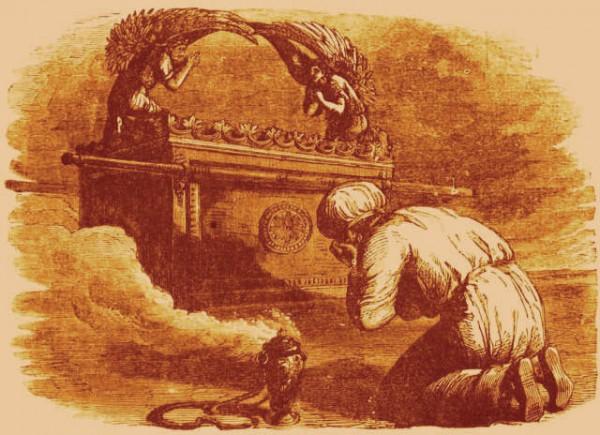 mercy seat, high priest, atonement