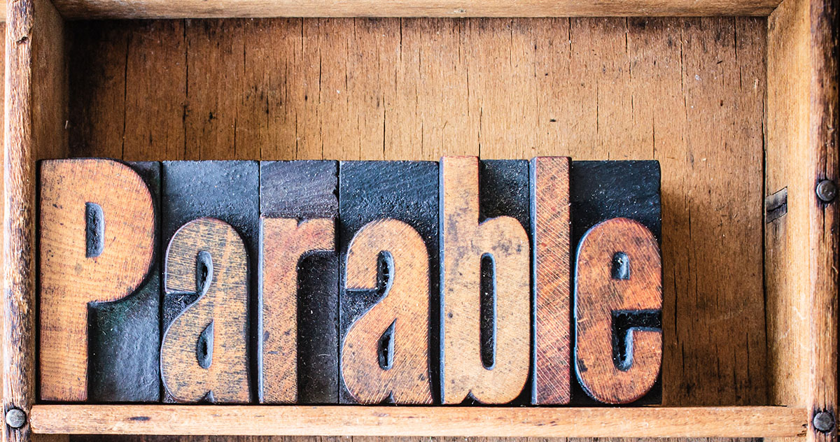 what kingdom secrets do the parables of jesus teach rabbis and us