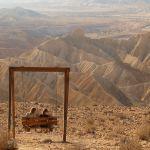 The Nahal Tsin Canyons of Ein Avdat National Park in the Negev Desert