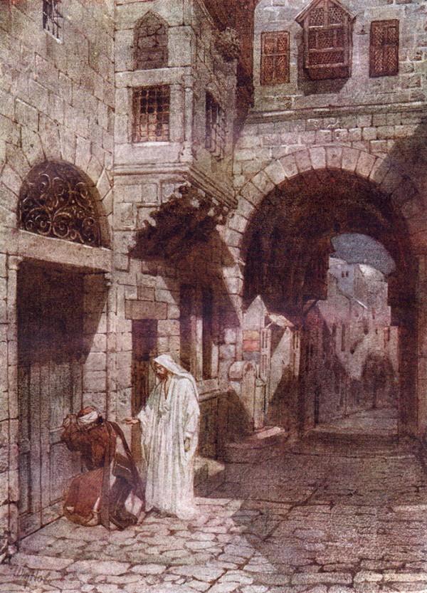 Jesus Pardons Peter, William Hole