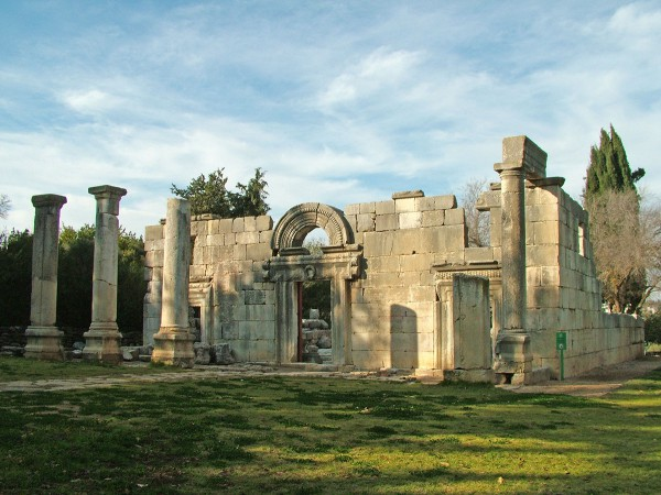 The remains of a 3rd-century synagogue of Kfar Bir'am is still visible.  The famous Rabbi Phinehas ben Jair from the 2nd century is said to be buried in this village as well.