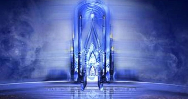 The Prophet Ezekiel saw a heavenly throne of sapphire or perhaps lapis lazuli (Ezekiel 1:26 and 10:1).